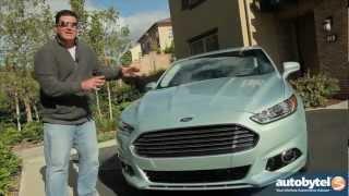 Ford Fusion Hybrid 2013 Videos