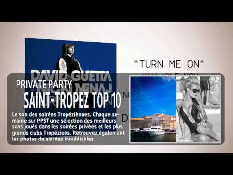 Private Party St-Tropez TOP 10 semaine 16