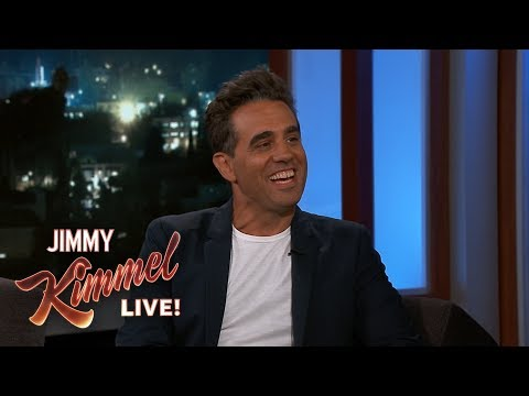 Bobby Cannavale Does Voices for His Kids