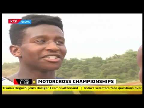 Motorcross championships to be held at the Jamuhuri race track