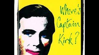 SPIZZENERGI - WHERE'S CAPTAIN KIRK