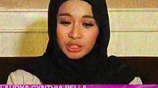 """Klarifikasi Laudya Cynthia Bella Tentang Lepas Hijab di Film Terbarunya """"KAKAK"""", 28-10-15"""