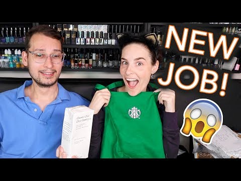 I GOT A NEW JOB! | Simplymailogical #8