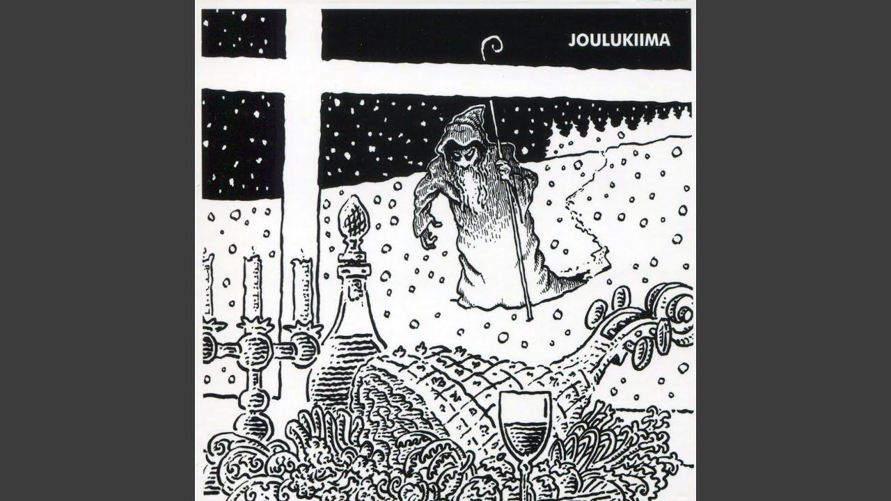 Varpunen Jouluaamuna