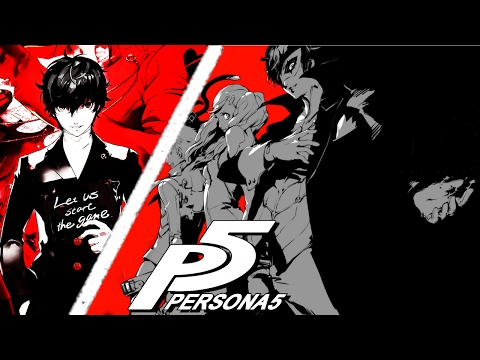 Persona 5 ( ペルソナ5): All Palace Boss Fights (New Game/Challenge Mode) -SPOILERS-