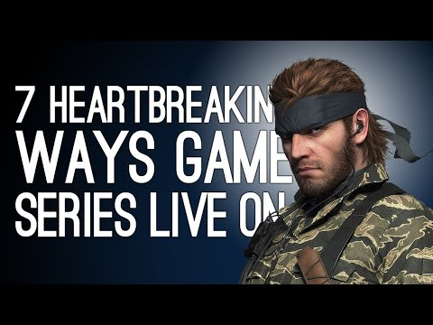 7 Heartbreaking Ways Cancelled Game Series Live On