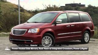 2015 Chrysler Town and Country Test Drive