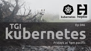 TGI Kubernetes 046: Knative continued (2/?)