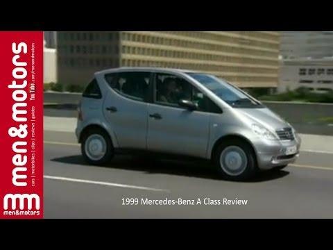 1999 Mercedes-Benz A Class Review