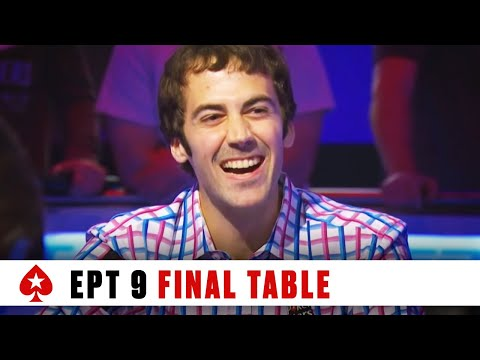 EPT 9 Monte Carlo 2013 - Main Event, Episode 8 - Final Table | PokerStars.com (HD)