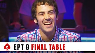 EPT 9 Monte Carlo 2013 - Main Event, Episode 8 - Final Table | PokerStars.com (HD)