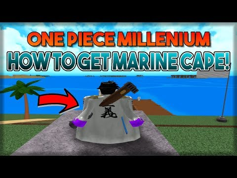 Download How To Get Cape Join Marines One Piece Millenium Roblox MP3