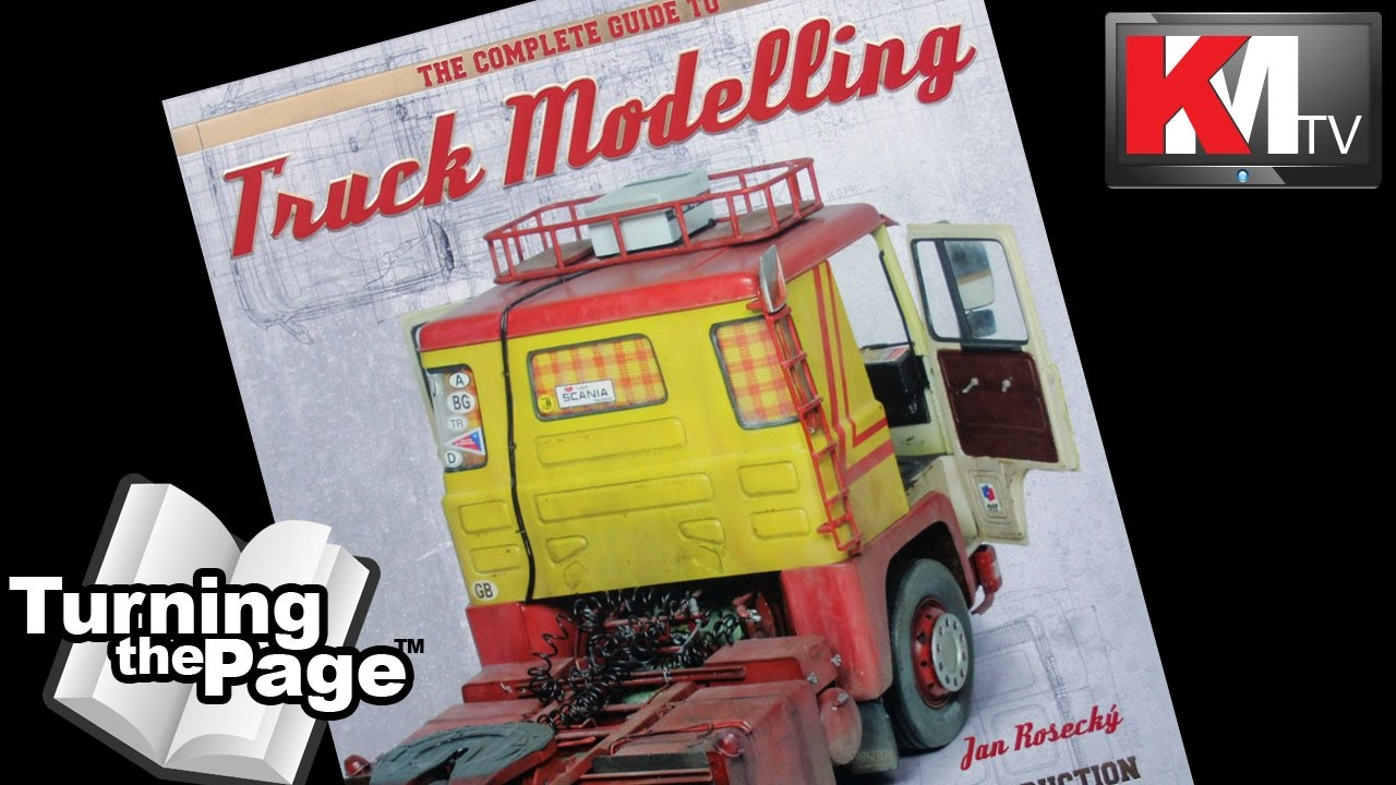 The Complete Guide To Truck Modelling By Jan Rosecky