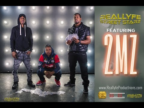 """#ReallyfeStreetStarz - 2Mz Ent on new tape """"More Than Money"""", rapping with D Gulley, clothing line"""