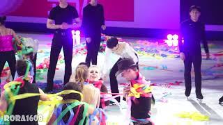 Figure skating GPF 2019 Gala ending (Yuzuru Hanyu focus FanCam)