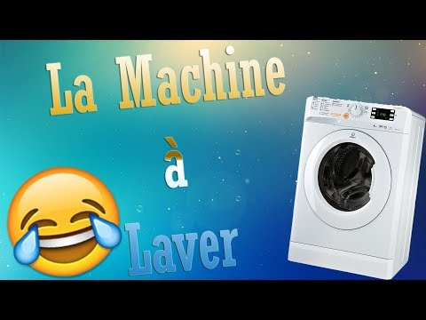 la machine laver 1 youtube. Black Bedroom Furniture Sets. Home Design Ideas