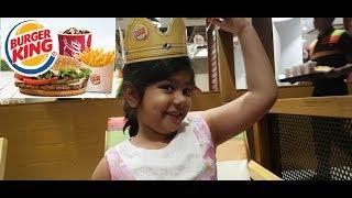 Burger King | Eating burger at Burger King | Enjoy LivingSense