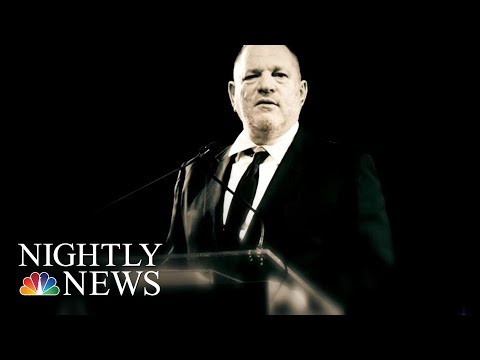 Gwyneth Paltrow, Angelina Jolie Among Harvey Weinstein Accusers | NBC Nightly News