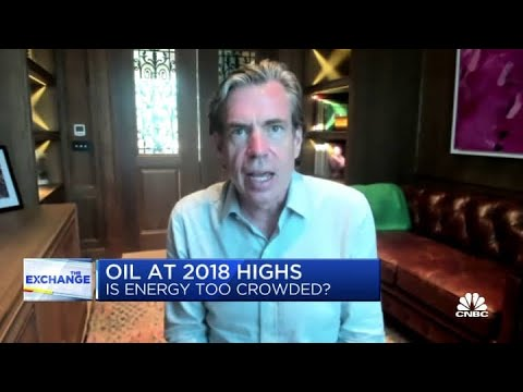 Goldman Sachs' Jeff Currie sees $80/barrel oil in third quarter