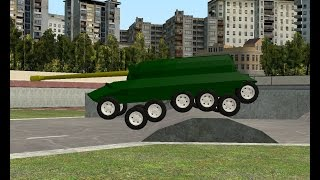 [GMOD] Tank Suspensions W/DEF (Pt. 1 of 2) {Bogies}