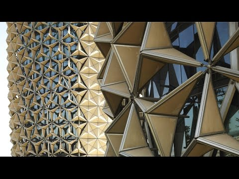 "What are ""Kinetic Buildings""? 