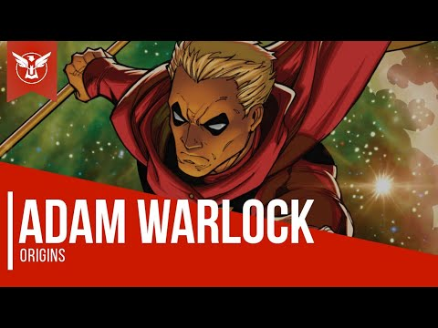 Adam Warlock part 1: Biografi
