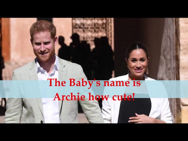 BBC Radio Host Fired: Called Baby Sussex a Chimp