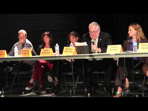 Steve Downing and Diane Goldstein Discuss the Drug War on our Kids