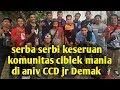 Serba Serbi Gantang Ciblek Anniversary Ccdjr Demak Taman Ria Temu Kangen Ciblek Mania  Mp3 - Mp4 Download
