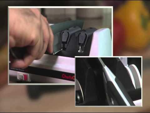 ChefsChoice® EdgeSelect Model 120 Demonstration Video