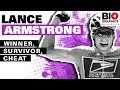 Lance Armstrong: Winner, Survivor, Cheat...