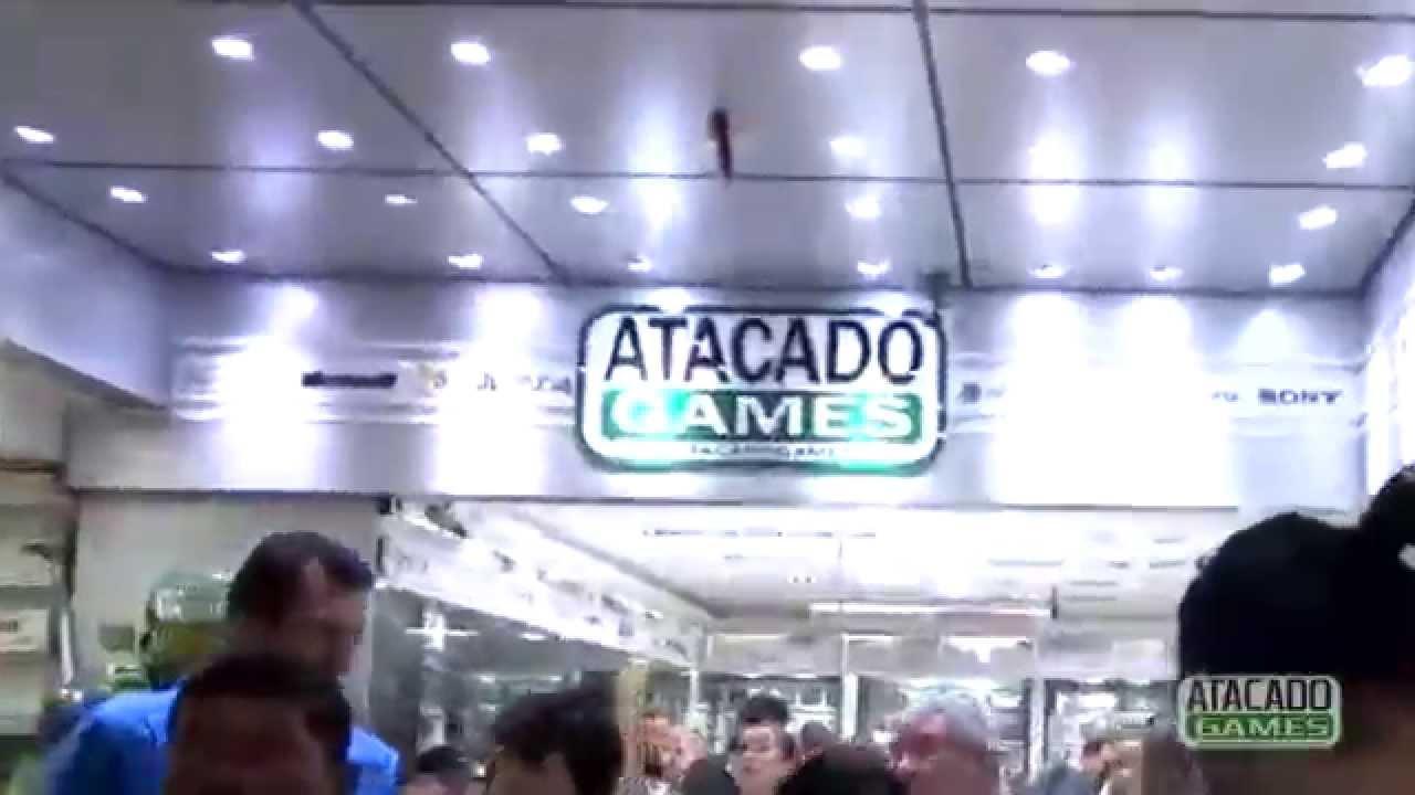 02e775738 Atacado Games - A casa dos gamers no Paraguai - YouTube