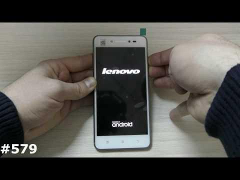 Hard Reset Lenovo Sisley S90 Lenovo S90 a