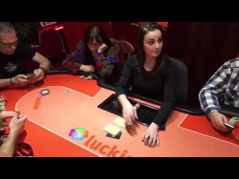 Luckia Poker Tour Main Event ZAGREB April 2017