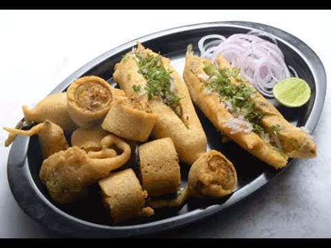 Lemon Upma Mirchi Bajji Recipe By Vahchef