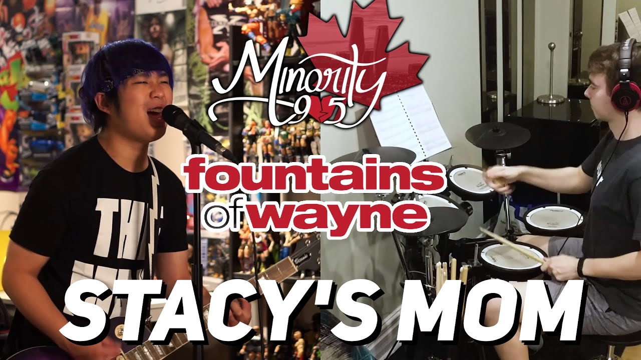 Fountains of Wayne - Stacy's Mom (Minority 905 Cover)