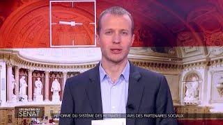 Réforme du système des retraites : l'avis des partenaires sociaux - Les matins du Sénat (22/03/20