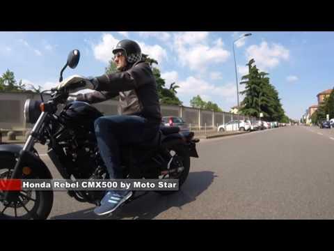 Honda CMX 500 REBEL La Prova su Strada di BOBB GEAR