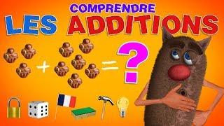 Foufou - Apprendre et comprendre les Additions/Learn and understand the Additions (Serie01) 4k