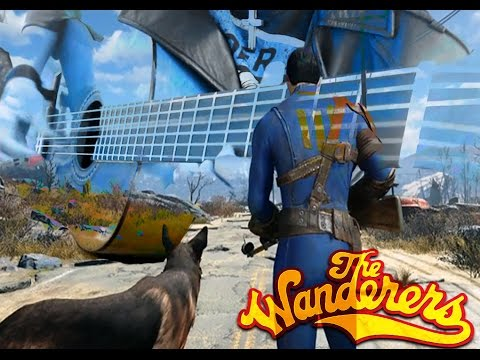 The Wanderer Fingerstyle Guitar fallout 4 fingerpicking (dion and the belmonts)