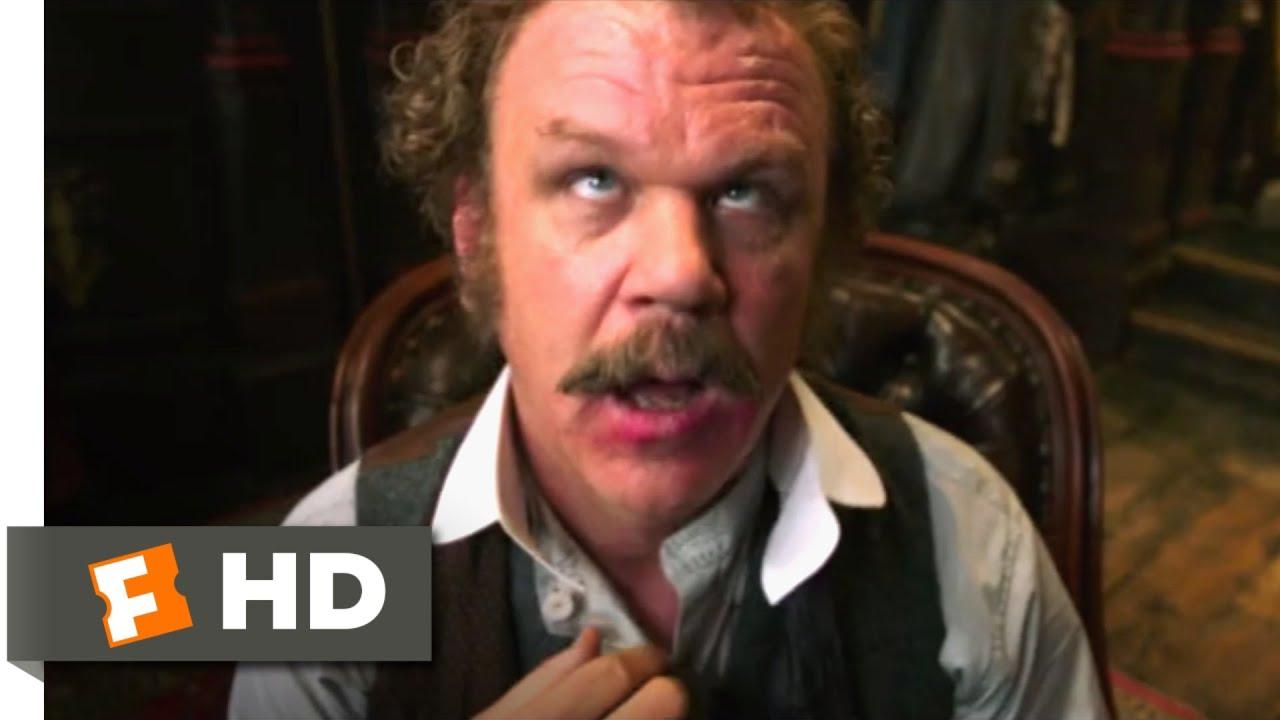 Holmes & Watson (2018) - I Poisoned You Scene (6/10) | Movieclips