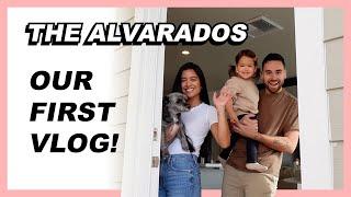 OUR FIRST FAMILY VLOG!  The Alvarados