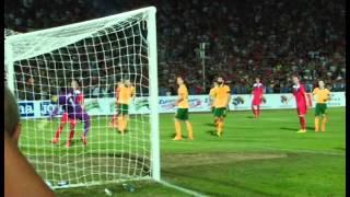 Футбол. Австралия-Кыргызстан курама командаларынын беттешүүсү