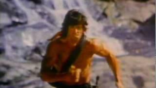 RAMBO II : LA MISSION (1985) (Bande-annonce VOSTF)