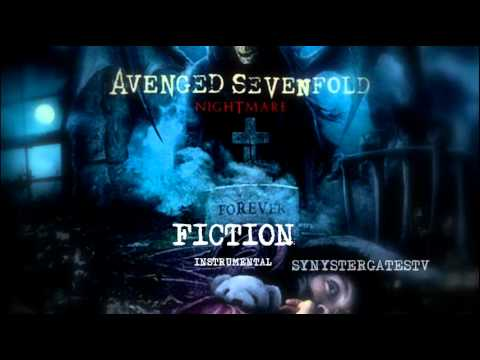 Avenged Sevenfold - Fiction (Official Instrumental)