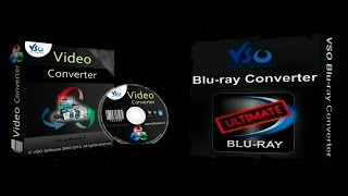 VSO Video Converter & VSO Blue-Ray Converter Ultimate (Convertir De Blue-Ray A DVD)