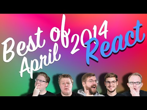REACT: Best of April 2014
