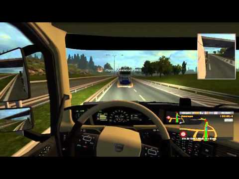 ETS 2 Multiplayer Fast shipping #2