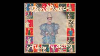 David Bowie - Ashes To Ashes (1980) full 7""