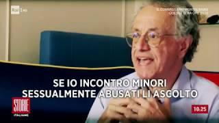 Claudio Foti sul caso Bibbiano - Storie italiane 09/09/2019